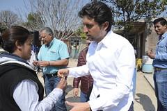 20 Febrero 2018 Entrega de Hogares de Bien en San Diego Chuachayotla (Gobierno de Cholula) Tags: sanpedrocholulapuebla joséjuanespinosatorres hogares de bien llaves baños vecinos san diego cuachayotla