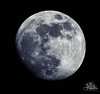 A February Moon (Keele_Photography) Tags: moon lpig meade advanced camera craters 115mm series6000 refractor telescope apo german equatorial mount tripod sky capture instruments astrophotography astronomy astronomer