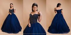 Wedding dress (Succès Photo) Tags: wedding dress blue studio shooting yongnuo trigger nikon d7000 godox sk400