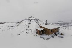 Cabaña de Tripa II - Bardenas Reales (javidurojimenez) Tags: bardenas bardenasreales parquenatural españa spain navarra paisaje landscape nieve snow tripa cabaña invierno winter