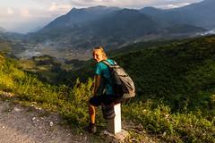 Zasloužený odpočinek (zcesty) Tags: řeka údolí vietnam26 pole hory vietnam dosvěta làocai vn