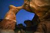 Metate Arch at night (Ansgar Hillebrand) Tags: arch metatearch devilsgarden escalante utah usa usasouthwest usa2014 nikon nikond800e nikond800 nikond810 nikond850 d800 d800e d810 d850 landscape landscapes landschaft landscapephotography landschaften night nightshot nightsky sky milkyway milchstrasse milchstrase redrocks bluehour blue adventure adventuretravel hiking