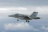 United States Marine Corps McDonnell Douglas F/A18A++ Hornet VW-02/163094, VMFA-314 'The Black Knights' on short finals for Morón AFB/LEMO (Mosh70) Tags: morónairbase unitedstatesmarinecorps fa18a vmfa314 miramar