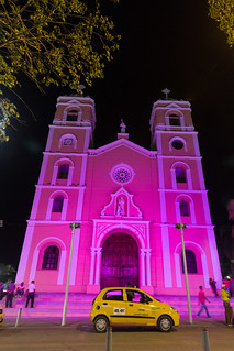 St. Francis of Assisi Cathedral, Sincelejo Colombia