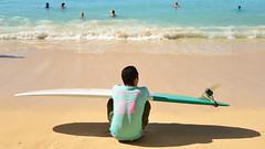 Waikiki Beach | Honolulu | Hawaii | USA (Ben Molloy Photography) Tags: benmolloy ben molloy photography travel nikon d800 hawaii hawai usa waikiki