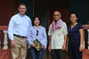 Ambassador Heidt and his wife, Sotie, visited the Memot Center for Archaeology on Wednesday where the Ambassador signed a guest book and met with Seng Sonetra, dean of the faculty for archaeology at the Royal University of Fine Arts. (USEmbassyPhnomPenh) Tags: mca building museum memot tbong khmum province center archaeology fine arts cambodia cooperation rufa phnom penh embassy encourage study prehistory khmer working group education locals officials students national heritage experts organizations culture collaborative program department field professors techniques excavation methods analysis circular earthworks soil area kampong cham rural research projects