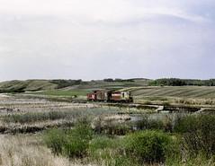 Arrow River MB Tuesday May 16th 1972 1345CST (Hoopy2342) Tags: rail railroadtrain railway canadianpacific canadianpacificrailway manitoba man arrowriver prairie miniota