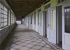 Liduina (4) (leuntje) Tags: sanctamaria noordwijk noordwijkerhout urbex psychiatrichospital liduina netherlands abandoned