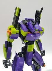My version of the EVA Unit 01 (napoleondynamite57) Tags: