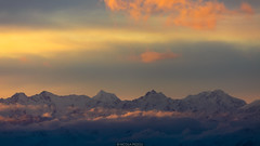 Lovely colors (Nicola Pezzoli) Tags: dolomiti dolomites unesco val gardena winter snow alto adige italy bolzano mountain nature december sunset alps alpi clouds