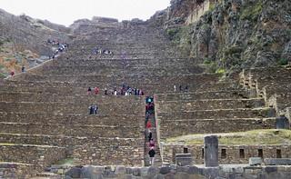 Ollantaytambo-Machu Picchu