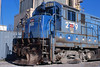 U Boat Cab (DJ Witty) Tags: meta35 annapolisjct md usa u boat ge generalelectric u23b dieselelectriclocomotive conrail cr nikonf100 fujichromevelvia