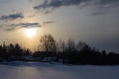 Закат в Граддоре