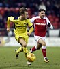 RotherhamVOxford_16 (Oxford_Fleming17) Tags: skybetleagueonecopyrightdavidfleming rotherham v oxford utd todd kane charges down wing picture by david fleming