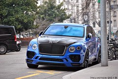 Bentley Mansory Bentayga - Qatar (Helvetics_VS) Tags: sportcars bentley bentayga mansory