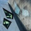 Reflective (Ulrich Neitzel) Tags: abstract architecture architektur building daniellibeskind fenster gebäude germany leuphana lüneburg mzuiko1240mm metallic olympusem1 reflection square window