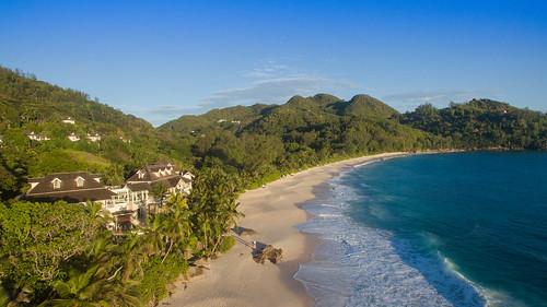 Traumstrände Intendance auf den Seychellen