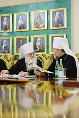07. Заседание Священного Синода РПЦ 07.03.2018