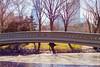 Bridge Views (PostcardsFromLew) Tags: bridge park centralpark nyc cityscape