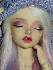 . (Micchan95) Tags: minifee lucywen sp sleeping msd bjd doll fairyland