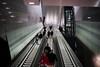 2018_Jan_NZLijn-933 (jonhaywooduk) Tags: subway amsterdam design architecture tunnel rokin vizelgraacht turnstile escalator