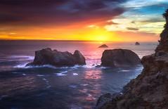Cliffside (Smi77y_OG) Tags: seascape oregon coast pacific ocean northwest arch rock samuel boardman sunset colorful landscape