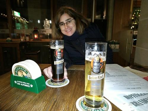 Cerveja em Berlim  2017 e 2018