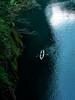 Boating (kazs2307) Tags: boat canyon water ボート 高千穂峡 水