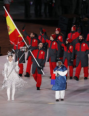 Ceremonia De Inauguracion PyeongChang 2018 02