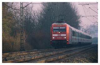DB Intercity @ Leckermühle