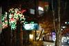 2129/1802 (june1777) Tags: snap street seoul hongdae night light bokeh sony a7ii kyocera contax carl zeiss n planar nplanar 85mm f14 4000 clear