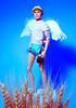 CUPID CAME ON SKATEBOARD (@rafazapatta) Tags: cupid cupido kendoll photography art fotografía love maledolls patineta rafazapatta skate wings