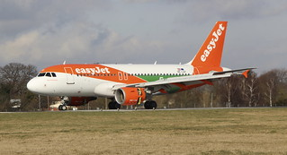 OE-LQY Airbus A319-111 easyJet Europe