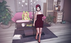 Wait ! I'm ready (мα∂ємσιѕєℓℓє ѕαтιηє) Tags: catwa catwahead pumec su suicidalunborn boldbeauty souldidentity cosmopolitan cosmopolitanevent secondlifefurnitures furniture dirtyprincess westend poses alsoknownas pilot {whatnext} bananan meshindiastore fashion secondlife