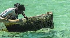 Blue Safari-Watamu Kenya (2) (johnfranky_t) Tags: barca johnfranky t watamu kenya africa panasonic tz40 oceano indiano mare bracciale