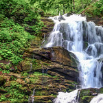 Waterfall Shepit. Zakarpattia. thumbnail