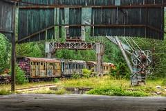 #Canfranc #station #train #tren #pirineos #jaca #spain #aragon (fotografialuis) Tags: station tren jaca aragon canfranc train spain pirineos