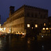 Perugia lights and umbrellas