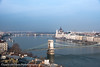 The Danube (www.chriskench.photography) Tags: hungary xt2 copyright travel 18135 wwwchriskenchphotography kenchie europe fujifilm budapest hu river water danube bridge parliament cityscape chainbridge hungarianparliamentbuilding