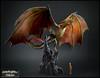Drogon  ( Games of Thrones ) (RobinGoodfellow_(m)) Tags: game thrones il trono di spade drogon drago dragon studio oxmox bluray blue ray