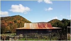 Along 220 in Highland (cscott_va.) Tags: barn virginia highland county explore