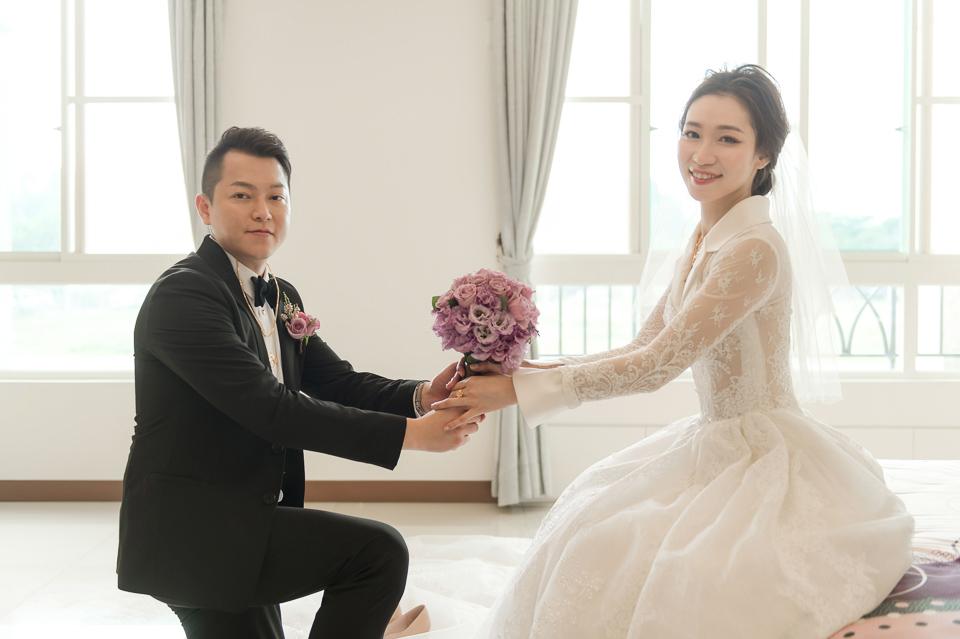 婚攝 高雄林皇宮 婚宴 時尚氣質新娘現身 S & R 062