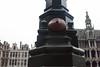 Intra Larue 965 (intra.larue) Tags: belgique belgium bruxelles urbano urbana urban urbain téton teta street seno sein pecho moulding moulage moldeado intra brust breast boob arte art