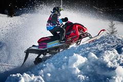 Snowcross (Guy Goetzinger) Tags: sport snowcross articcat snowmobile snowscooter winter snow motorsport race championship hiver 600r polaris swissauto d850 goetzinger nikon 2018