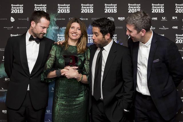 Best Comedy Programme - Media Wall