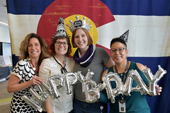 Castle Pines 10th anniversary (DCLcolorado) Tags: castlepines colorado douglascountylibraries library birthday