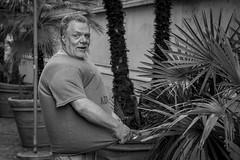 cooling (husiphoto) Tags: heiss rom rome kühl kühlen cooling street bw blackandwhite stadt city hot luftzug air luft draft