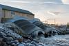 Archimedes Screw (alviesinger42) Tags: archimedesscrew riverconon frost highland ice renewable river scotland sunset hdr nikon d750
