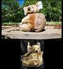 Koala Bear Backpack (Hobbycorner) Tags: koala koalabear backpack kids children 1984 mccalls crafts bearbugs kindergarten animal animals memories mccallscrafts