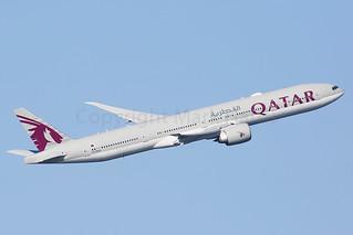 Qatar Airways Boeing 777-3DZ/ER A7-BAO